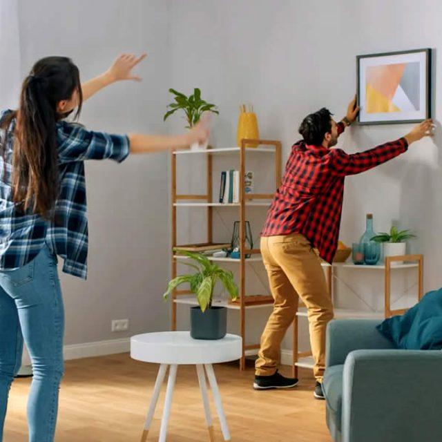 ¿Como decorar el hogar?